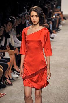 #viviennehu #NYFW #Fashion #Details #design #NYC #runway #models