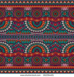 diseño tribal etnico wallpaper - Buscar con Google