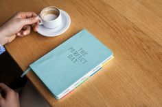 """The """"perfect"""" book cover.  Who doesn't love Robin's Egg Blue?"""