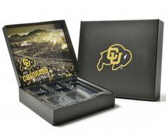 Creative Packaging | Colorado Buffaloes Ticket Presentation Box