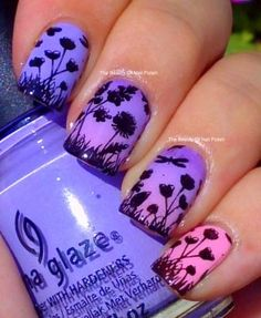 Nail Polish Forum • View topic - NOTD Moyou Mother Nature plate