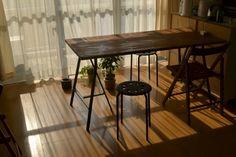 ついに!ダイニングテーブルを、買った! : ゴハンブログ