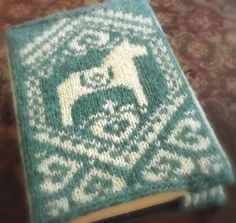Ravelry: DorotheeWool's Dala cover book