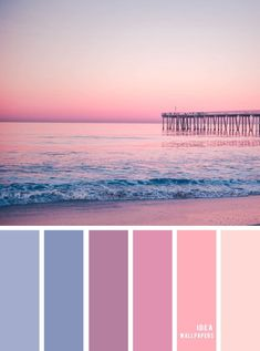 Color Inspiration : Blue mauve and peach color palette - Idea Wallpapers , iPhone Wallpapers,Color Schemes Peach Color Palettes, Pastel Colour Palette, Blue Palette, Colour Pallette, Peach Colors, Pastel Colors, Paint Colors, Mauve Color, Room Color Schemes