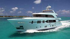 World Superyacht Awards - Ocean Alexander 120 Superyacht