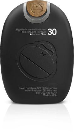 1cd680d69ed22 Signature SPF 30 Sunscreen - 3oz - Sun Bum ® #HardSkinFeet All Natural  Sunscreen,