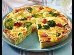 20 Ideas for Easy Vegetarian Quiche Recipe - Best Diet and Healthy Recipes Ever Vegetarian Quiche, Vegetarian Recipes, Cooking Recipes, Healthy Recipes, Vegetable Quiche, Vegetable Recipes, Good Food, Yummy Food, Quiche Recipes