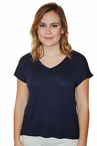 Simply Simple Navy Tee