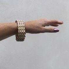 Řetízkový, weaving bracelet, rattan weaving, nature, woven, nature, natural