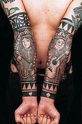 Great tattoos!!!!!