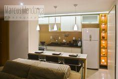 MARL Arquitetura & Decoração: Loft Duplex de um jovem casal