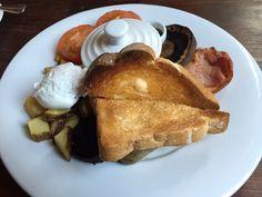 Cosy Club Birmingham Full English Breakfast