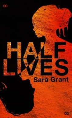 book cover of   Half Lives