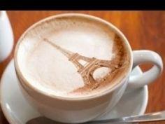 Art-Latte, como hacer dibujos sobre tu café                                                                                                                                                      Más