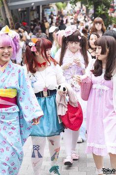 Harajuku Fashion Walk #11