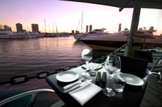 Glass Dining & Lounge Bar - Dine in one of the most romantic restaurants on the Gold Coast. With beautiful views and a new, mouth watering a la carte menu, your special someone will be swept off their feet! Receive a complimentary glass of Moet Rose on arrival. Bookings essential. Phone (07) 5527 1009