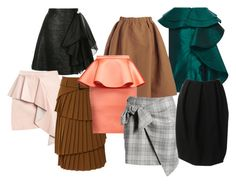 A fashion look from March 2018 featuring knee length skirts, high-waisted skirt and leather skirts. Browse and shop related looks. Jil Sander, Marni, Ale, High Waisted Skirt, Fashion Looks, Lovers, Friends, Skirts, Polyvore