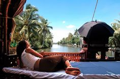 enjoy the backwater kerala tourism