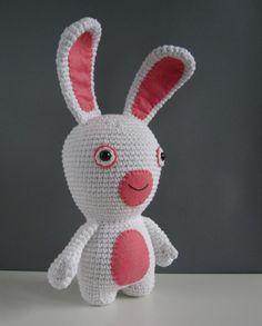 Free Crochet Pattern - Rayman Rabbids / Kristi Tullus / sidrun.spire.ee