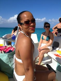 On my way to snorkel in the turquoise waters of Turks and Caicos. Turks And Caicos, Turquoise Water, Travel And Tourism, Snorkeling, Great Places, Bikinis, Swimwear, Hotels, Diving