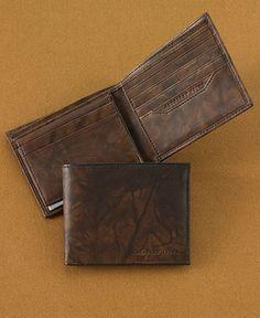 Geoffrey Beene Wallet, Glasgow Passcase Billfold - Mens Men's Wallets - Macy's