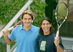 Roger Federer Rafael Nadal Battle of Surfaces