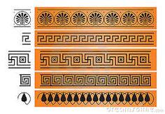 Greek motifs - Buscar con Google