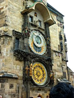 Astronomical Clock Adventures in Prague