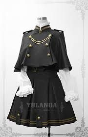 Image result for military lolita