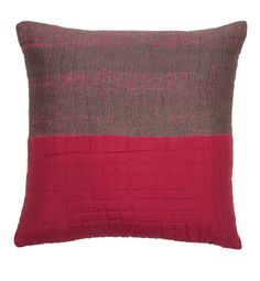 #Silk #Cushioncover #Shibori #Kantha