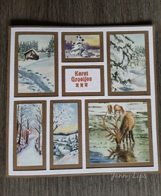 Marianne Design, Christmas Cards, Gallery Wall, Layout, Frame, Winter, Decor, Cards, Xmas Cards