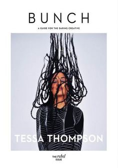 BUNCH #5 Dear White People, Tessa Thompson, Rebel, Veronica Mars, Celebrities, Magazines, Zero, Concept, Star
