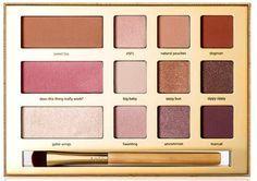 Graveyardgirl Tarte palette. #TarteCosmetics #Eyeshadow #Beauty #Beautyinthebag