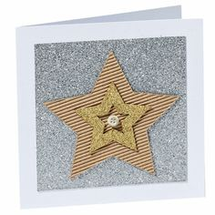 Star Bright Greetings Card | Craft Ideas & Inspirational Projects | Hobbycraft