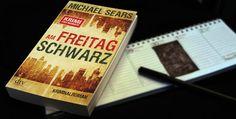 Michael Sears: Am Freitag schwarz - unser Krimi des Monats im November 2012