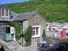 Tregullan Cottage, Boscastle in Cornwall