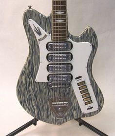 1960s Welson Cool Electric Guitars, Beautiful Guitars, Mandolin, Vintage Guitars, Cool Guitar, Playing Guitar, Music Stuff, Bass, Acoustic Guitars