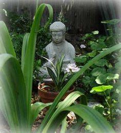 Greenmantle Gardens spiritual beauty healing - All For Garden Garden Design Images, Meditation Garden, Spirit Soul, Soul Healing, Garden Features, Houzz, Backyard Ideas, Garden Ideas, Garden Sculpture