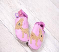 Starchild Pink Fawn Pumps - £18.00