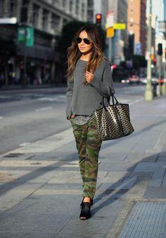 25+Badass+Ways+to+Style+CamoPants+|+StyleCaster