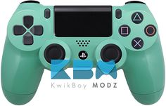 (*** http://BubbleCraze.org - The latest hot FREE Android/iPhone game ***)  Custom Tiffany Blue PS4 Controller