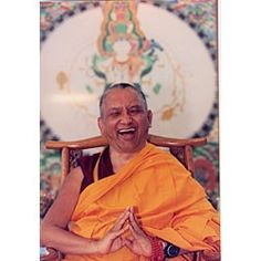 """Lama Zopa Rinpoche   """"When you realize how perfect everything is you will tilt your head back and laugh at the sky"""" Buddha"""