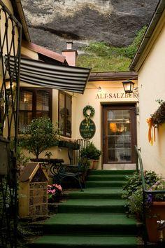 restaurant in Salzburg, Austria