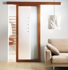 Single Panel Sliding Glass Door