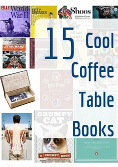 15 Cool Coffee Table