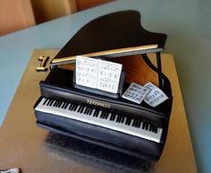 Tartas De Sande: TARTA PIANO