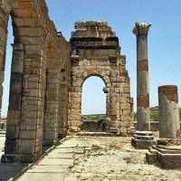roman ruins marrakech