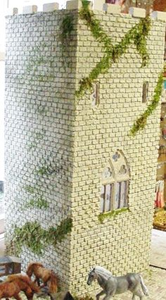Earth & Tree Miniatures & Dollhouses specializes in Miniature Dollhouses, Doll House Supplies and more. Castle Dollhouse, Dollhouse Kits, Victorian Dollhouse, Dollhouse Dolls, Dollhouse Miniatures, Fantasy Castle, Fairytale Castle, Window Detail, Another A