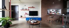 17 ping Tainan industriales Eclectic Apartments - DECOmyplace Noticias