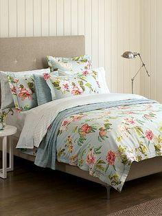 Beautiful bedding...